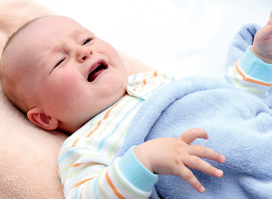 Частая икота у новорожденных: причины и помощь