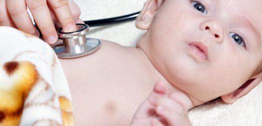 Пневмония у детей: признаки, причины и лечение