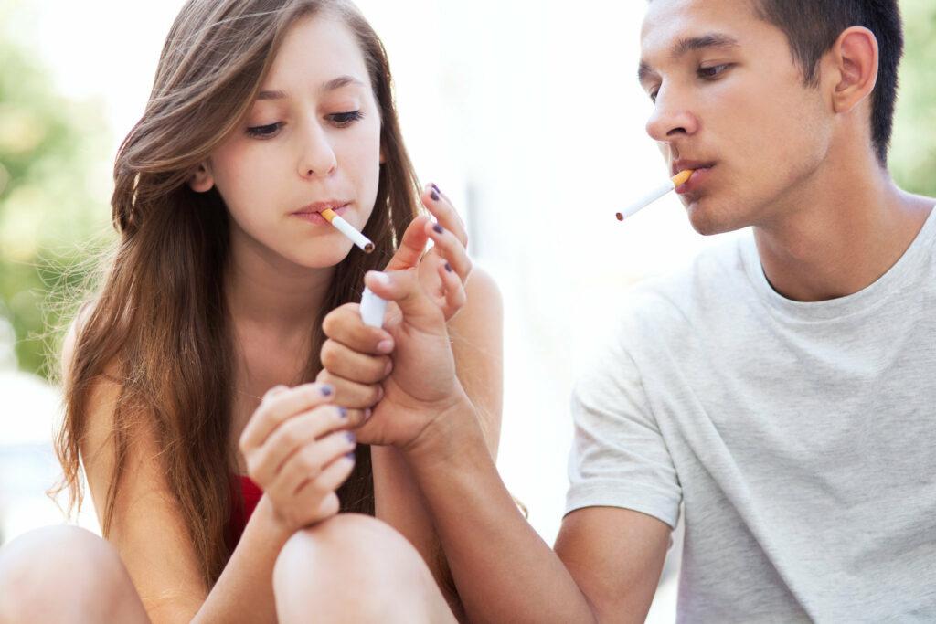 Борьба с вредными привычками у подростка