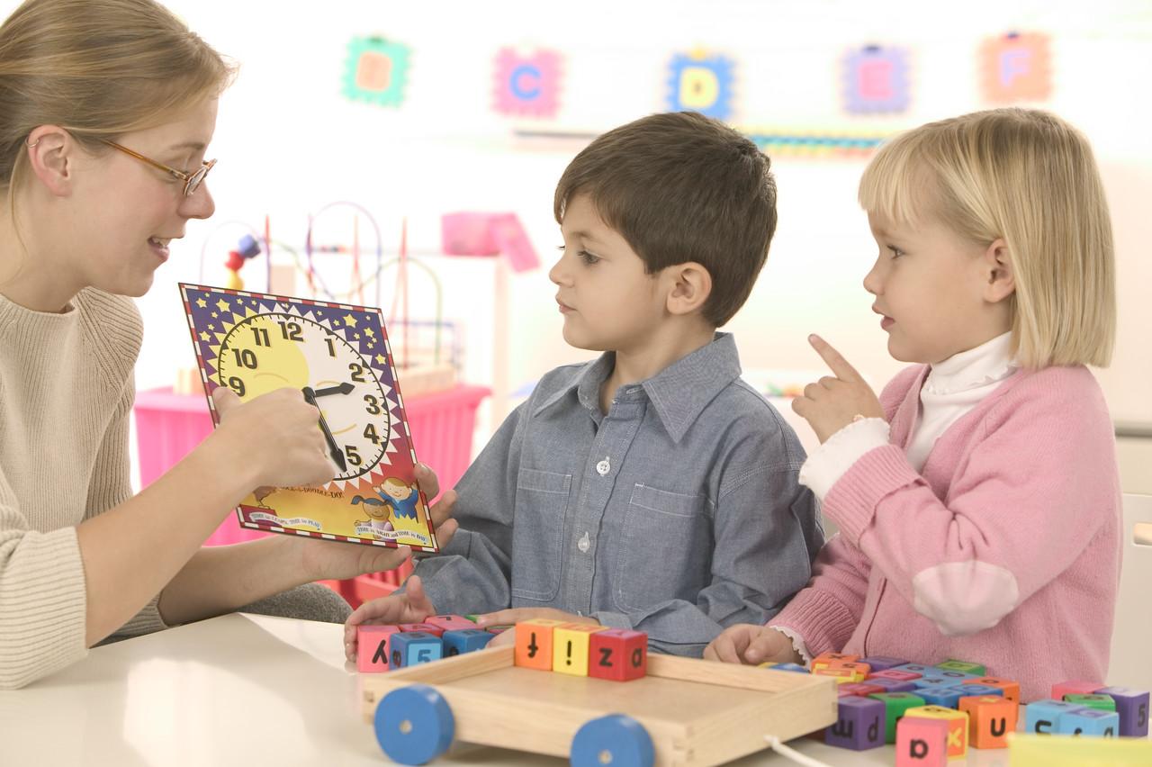 Как научить ребенка разбираться во времени