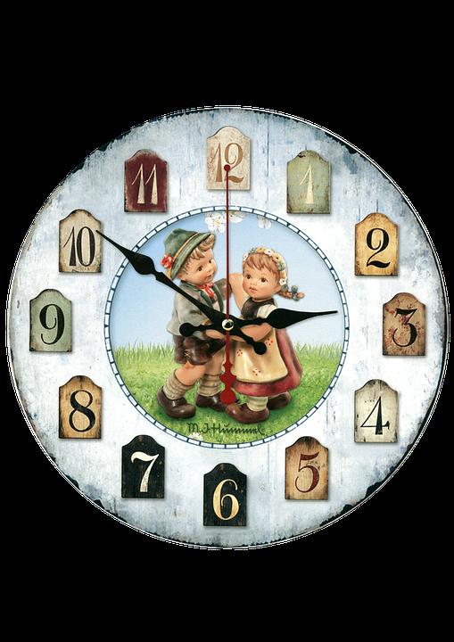 стрелочные часы