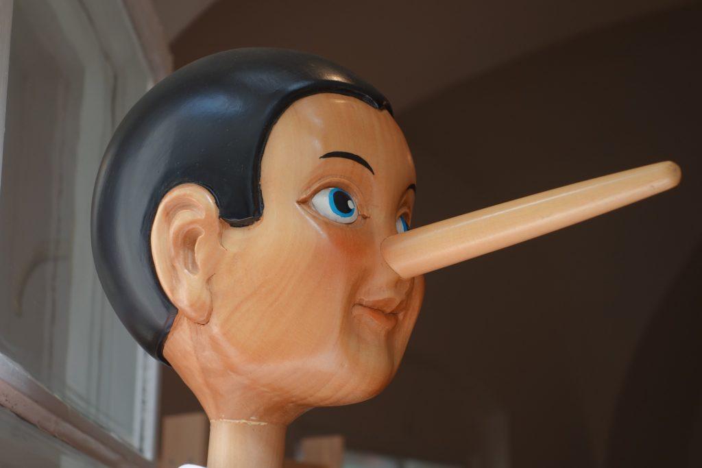 изображение куклы с длинным носом, последствия риновирусной инфекции