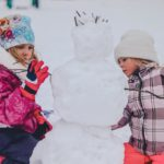 Зимняя прогулка для малыша. Как сделать прогулку незабываемой